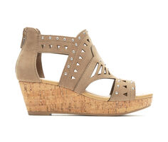 Girls' Y-Not Little Kid & Big Kid Cassie-II Wedge Sandals