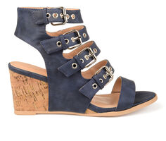 Women's Journee Collection Monika Wedges