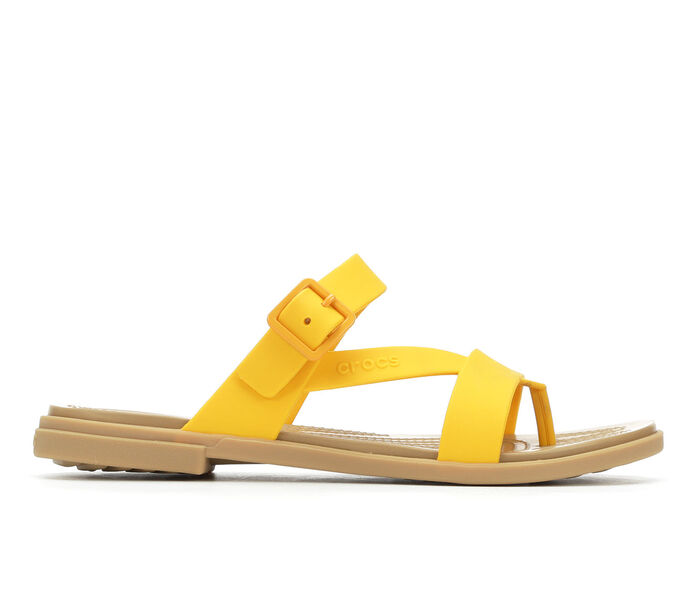Women's Crocs Tulum Toe Post Sandals