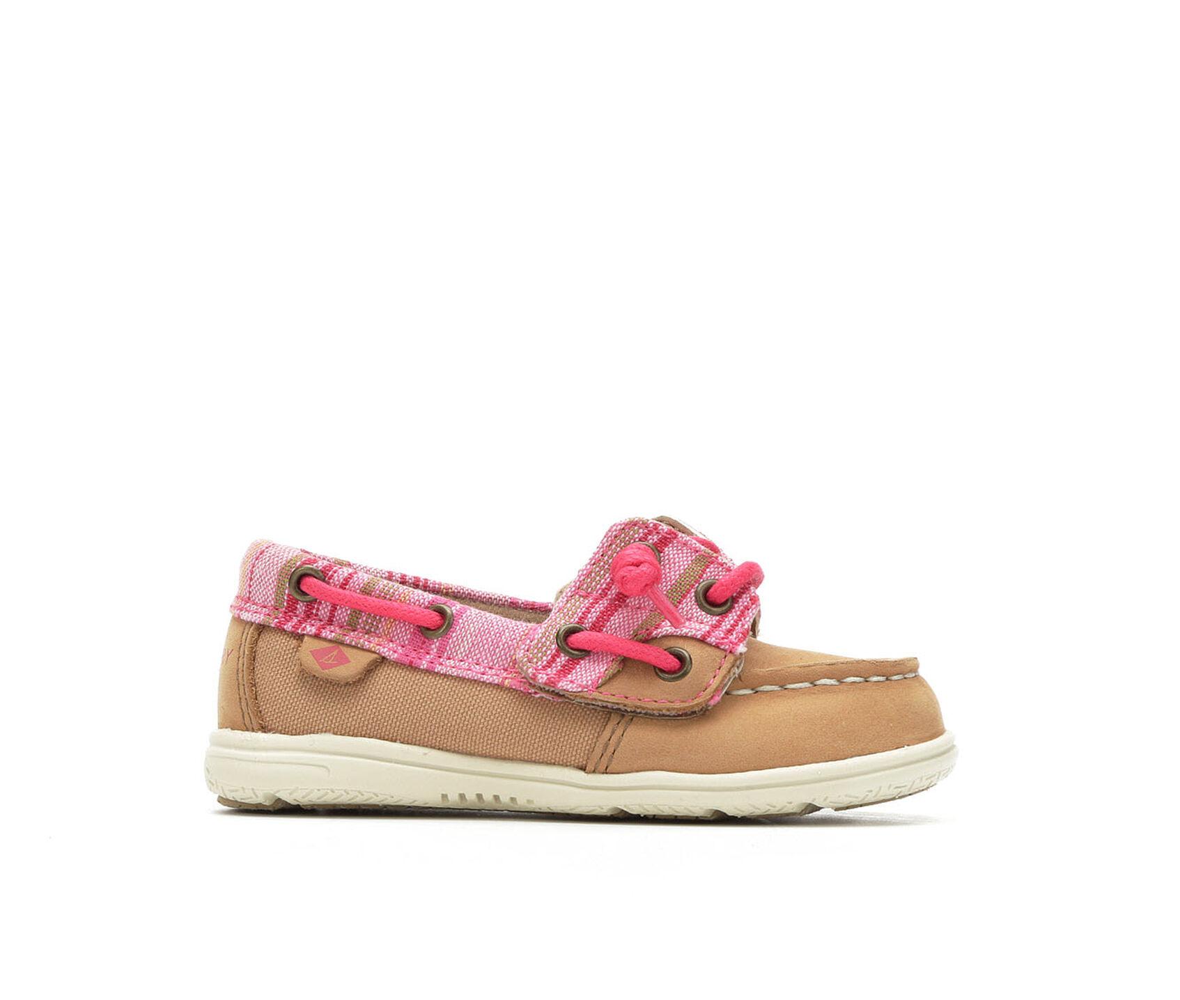 Girls Sperry Infant Shoresider 5 12 Boat Shoes