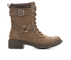 Women's Rocket Dog Thunder Combat Boots