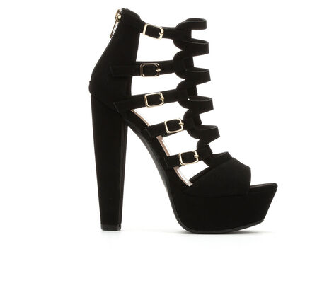 Women's Delicious Monica Ultra-High Heeled Platforms