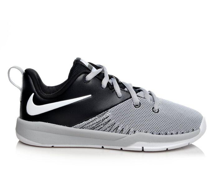 Boys' Nike Team Hustle D7 Low 10.5-3 Basketball Shoes