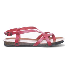 Women's Bearpaw Lucia Footbed Sandals
