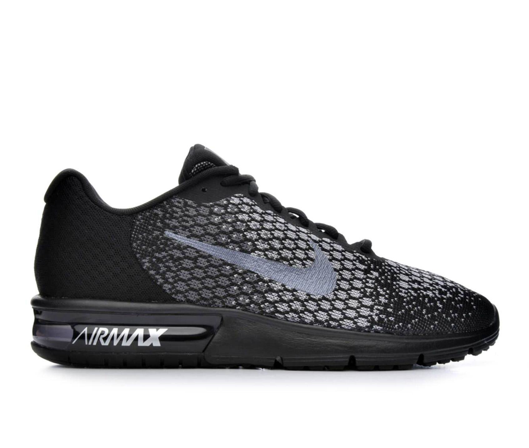 men 39 s nike air max sequent 2 running shoes. Black Bedroom Furniture Sets. Home Design Ideas