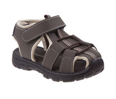 Boys' Rugged Bear Toddler RB12611S Closed-Toe Sport Sandals