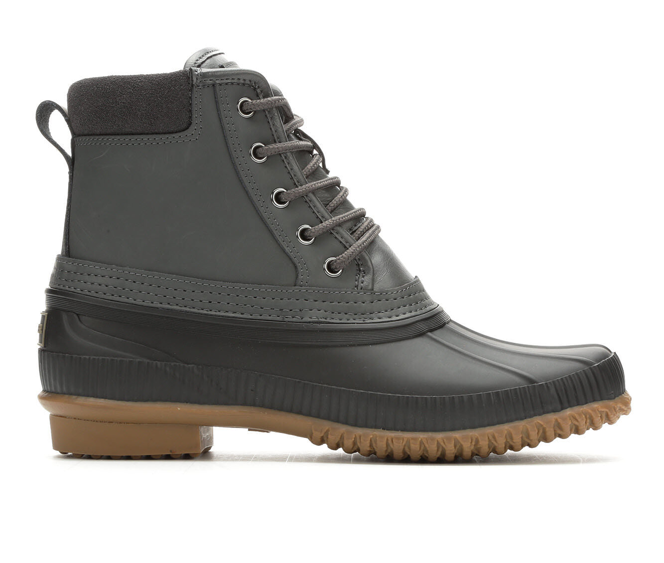Men's Tommy Hilfiger TM-Casey Winter Boots Charcoal/Black
