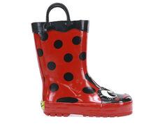 Girls' Western Chief Toddler Ladybug Rain Boots