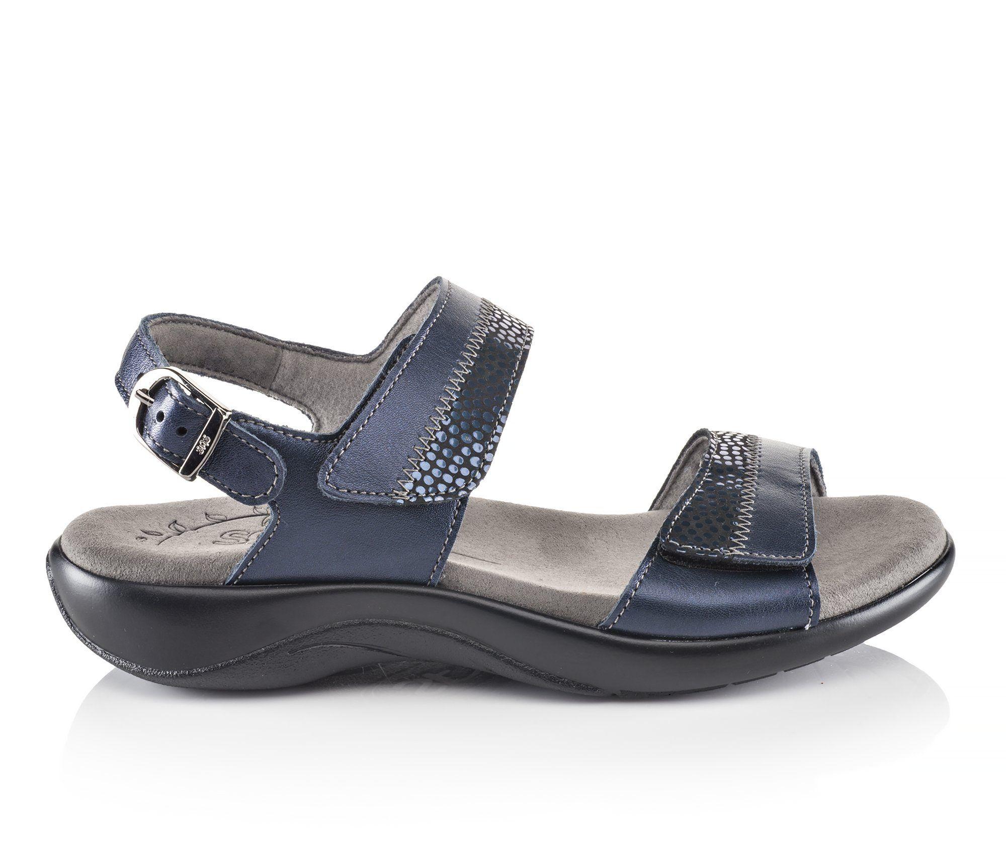 Designer For Sale Women's Sas Nudu Sandals Navy