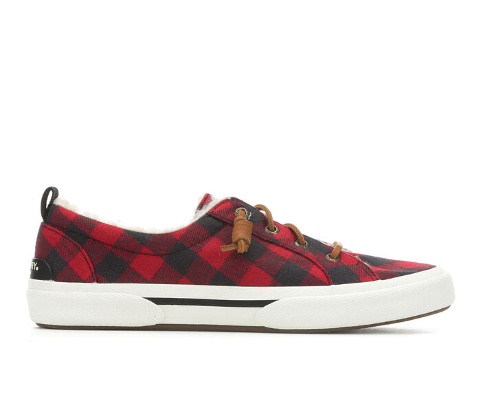 Women's Sperry Pier Wave Check Slip-On Shoes