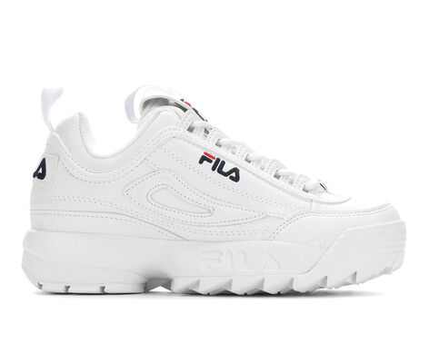 Kids' Fila Disruptor II 3.5-6 Sneakers