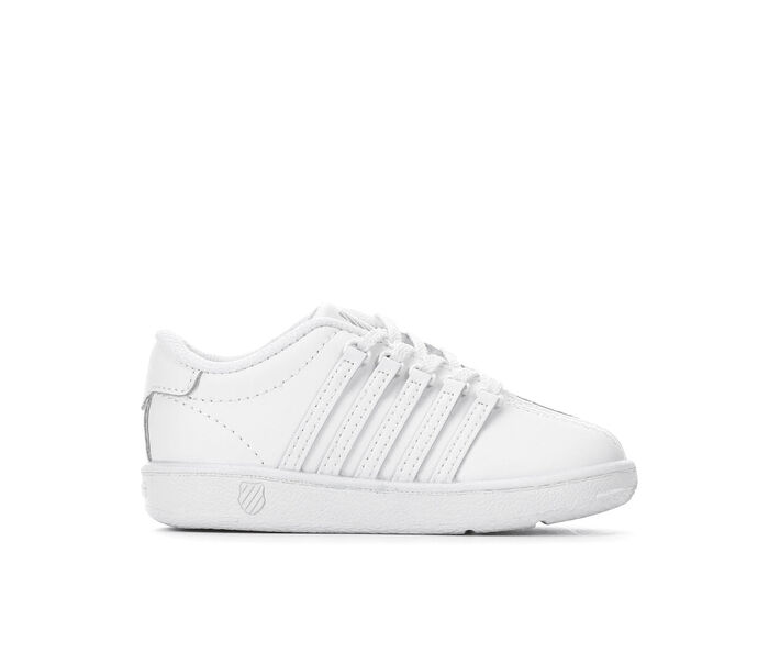 d4d9acf7fa0fff Kids  K-Swiss Inf Classic Cup Sole Retro Sneakers at Shoe Carnival in  Colonial