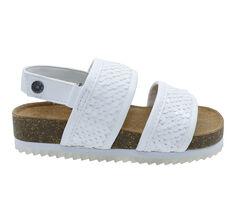 Girls' Bearpaw Toddler & Little Kid Jemma Footbed Sandals