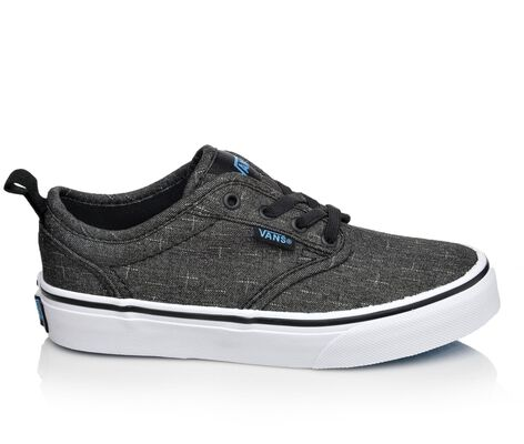 Boys' Vans Atwood Slip On 10.5-5 Skate Shoes