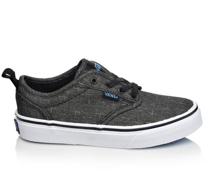 Boys' Vans Atwood Slip On 10.5-5 Skate Shoes