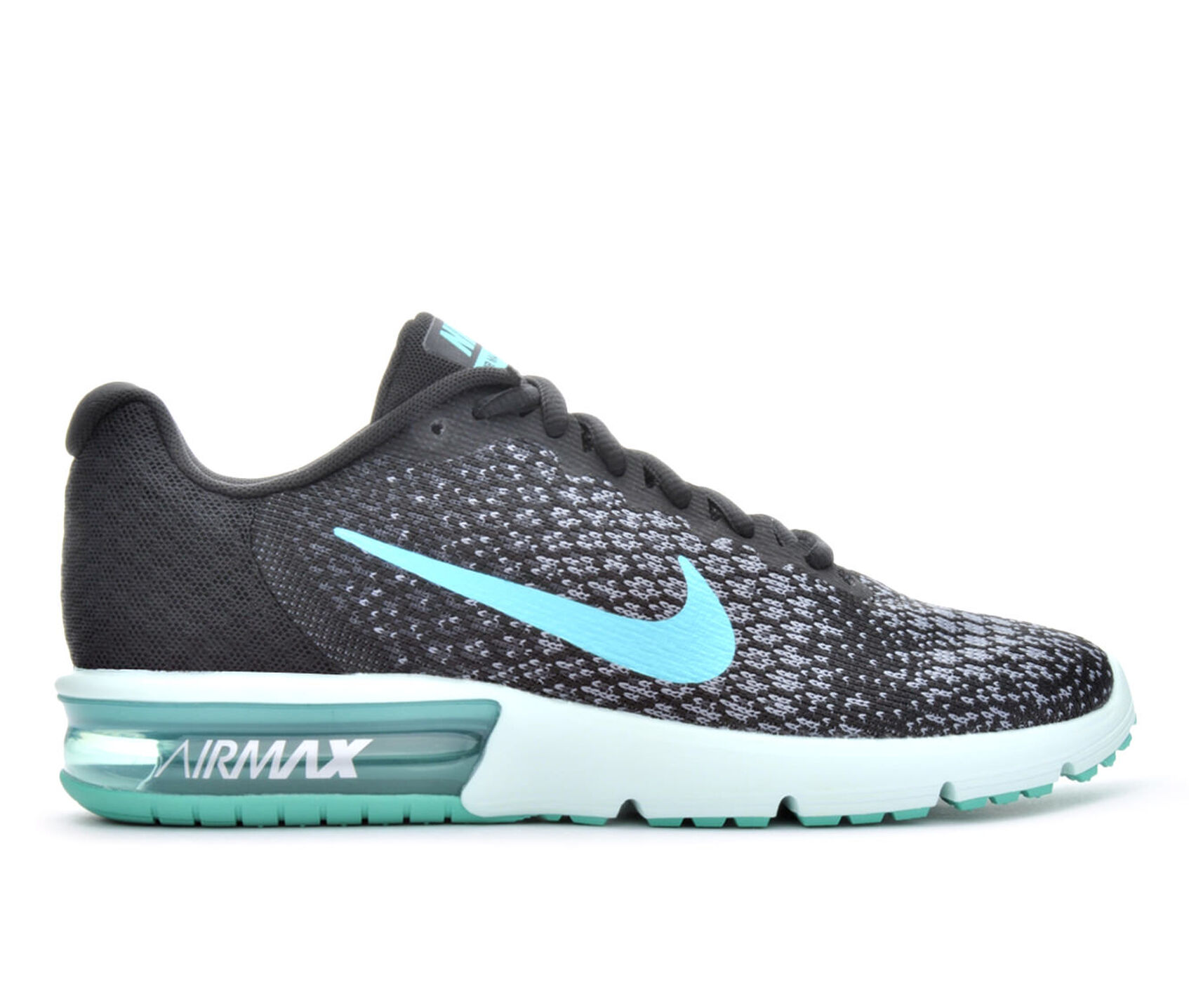 women 39 s nike air max sequent 2 running shoes. Black Bedroom Furniture Sets. Home Design Ideas