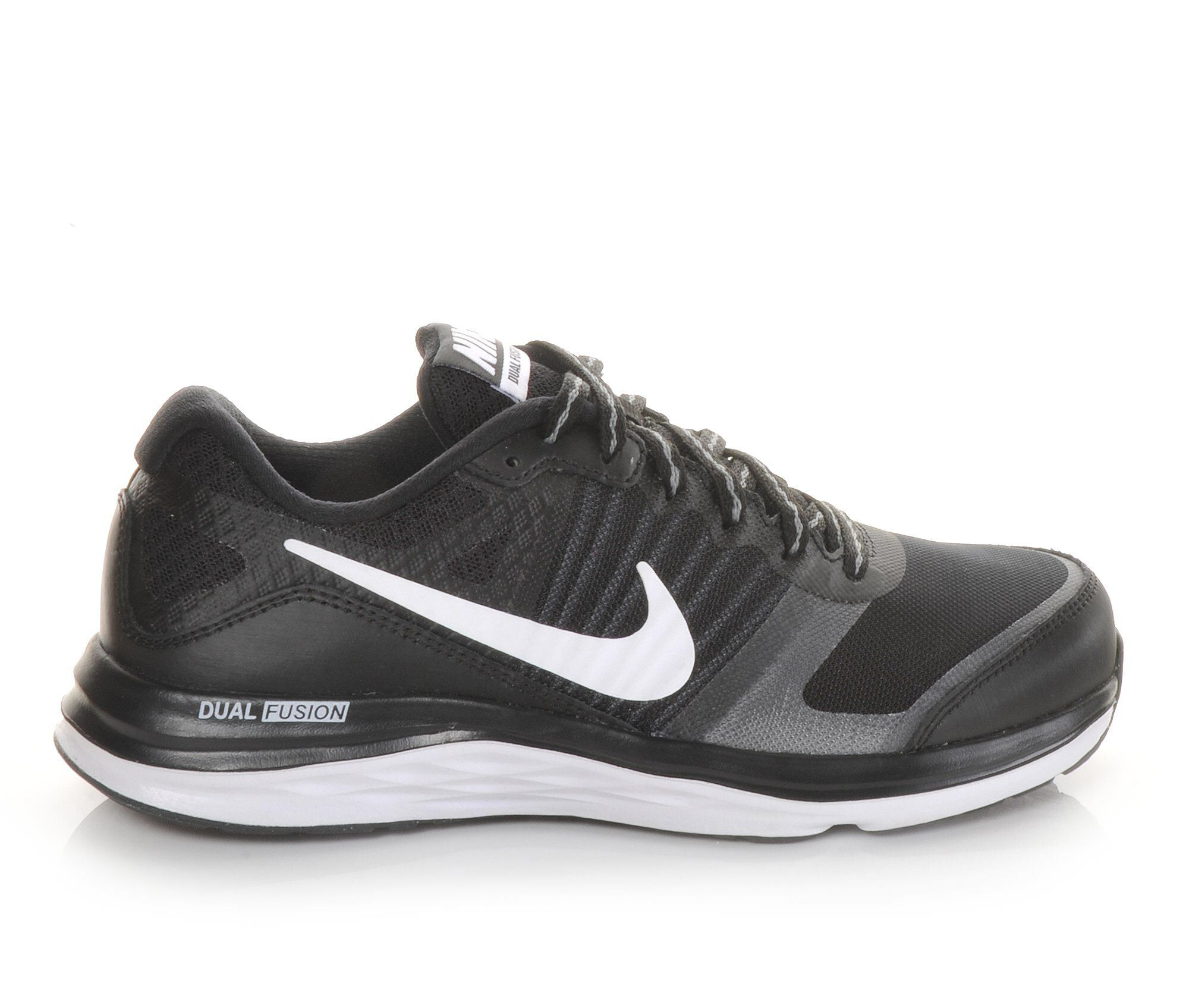 Images  Boys' Nike Dual Fusion X 3 57 Running Shoes