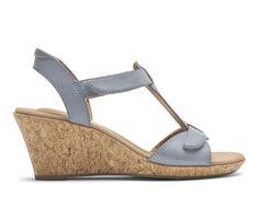 Women's Rockport Blanca T-Strap Wedge Sandals
