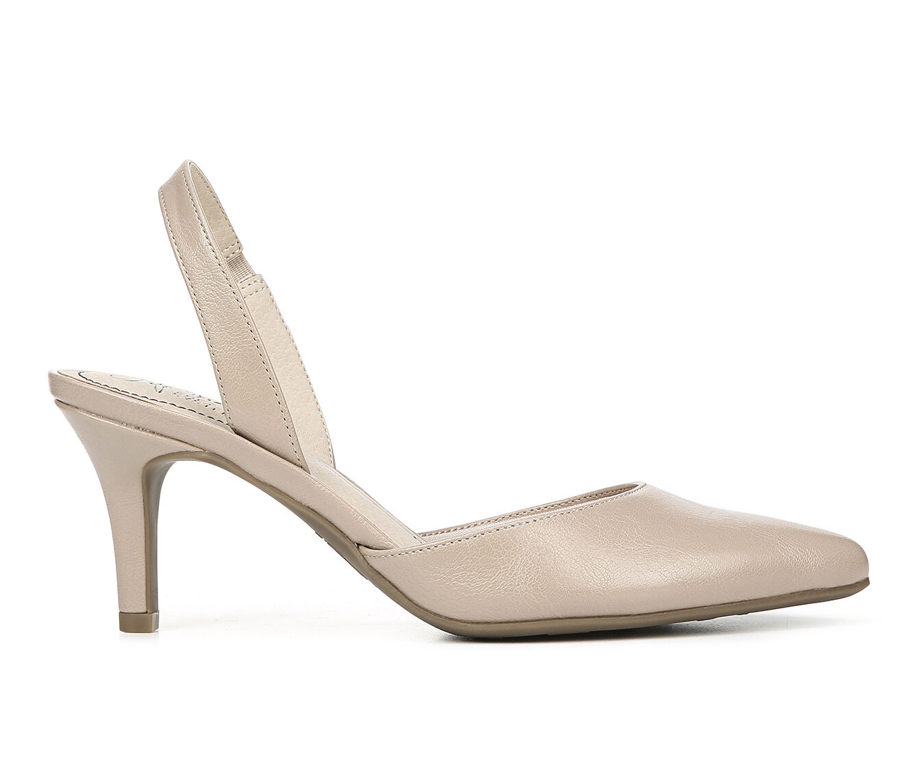 Women's LifeStride Shane Pumps Tender Taupe
