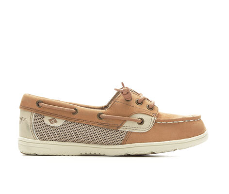 Kids' Sperry Shoresider 3 Eye 12.5-6 Boat Shoes