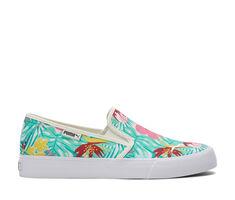 Women's Puma Bari Tropical Punch Slip-On Sneakers