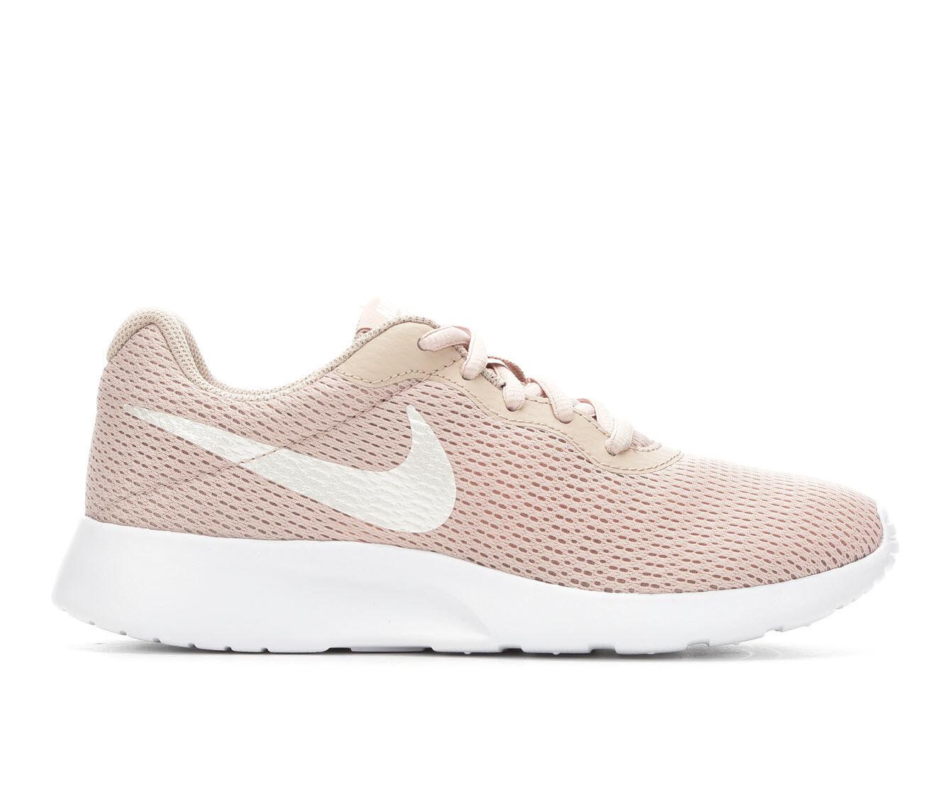 Women's Nike Tanjun Sneakers Beige/Phantom
