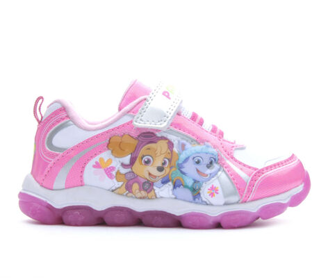Girls' Nickelodeon Paw Patrol 2 Girls 6-12 Light-Up Shoes