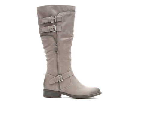 Women's White Mountain Lexington Wide Calf Riding Boots