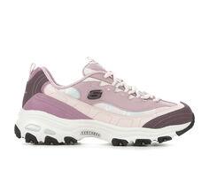 Women's Skechers 149240 D'Lites Cotton Candy Sneakers