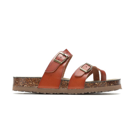 Girls' Madden Girl JBryceee 13-5 Footbed Sandals