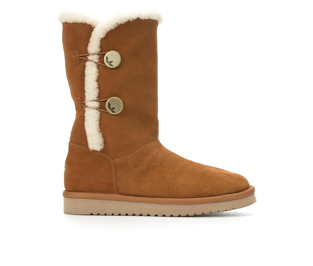 great discount Women's Koolaburra by UGG Kinslei Tall Boots Chestnut