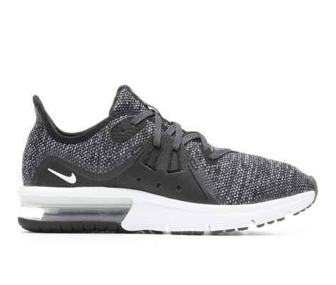 Boys' Nike Air Max Sequent 3 3.5-7 Running Shoes