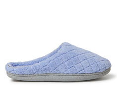 Dearfoams Quilted Microfiber Terry Clog