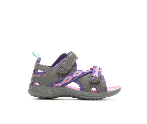 Girls' Self Esteem Infant Kayak 4 G 5-10 Water-Friendly Outdoor Sandals