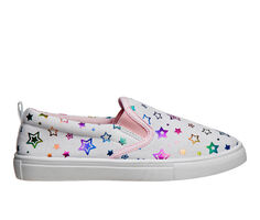 Girls' Nanette Lepore Little Kid & Big Kid Slip-On Canvas Sneakers