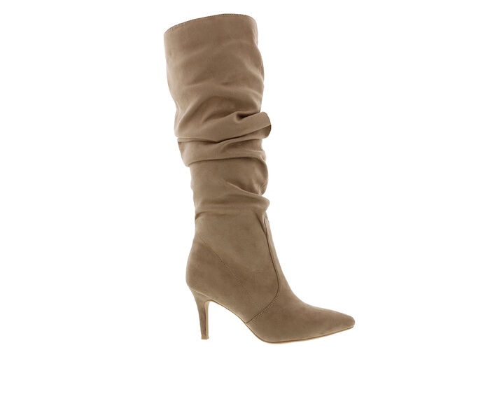 Women's Penny Loves Kenny Ample Stiletto Knee High Boots