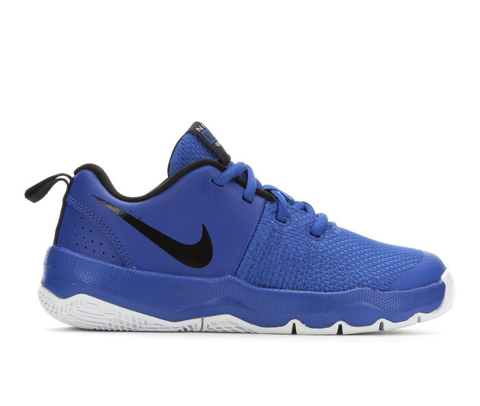 Boys' Nike Little Kid Team Hustle Quick Basketball Shoes