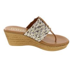 Women's Italian Shoemakers Angeles Wedges