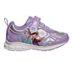 Girls' Disney Toddler & Little Kid CH88815C Frozen II Light-Up Sneakers