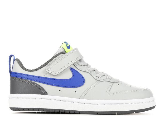 Boys' Nike Little Kid Court Borough Low 2 Sneakers