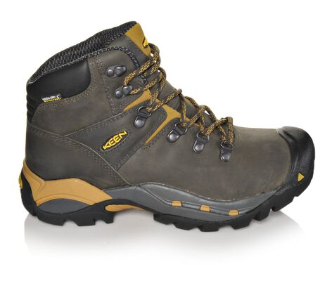 Men's Keen Utility Cleveland Waterproof Soft Toe Work Boots