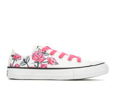 Girls' Converse Little Kid & Big Kid CTAS Floral Ox Sneakers