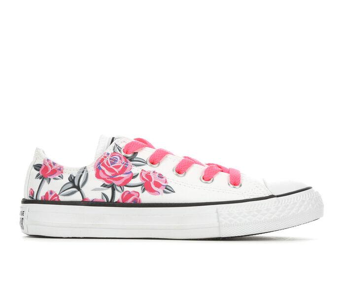 Girls' Converse Little Kid & Big Kid CTAS Floral Ox Sneakers