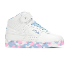 Girls  39  Fila Little Kid  amp  Big Kid Vulc 13 Mid Mashup High 3e1702317969