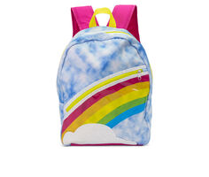 Stella and Max Rainbow Applique Pocket Backpack
