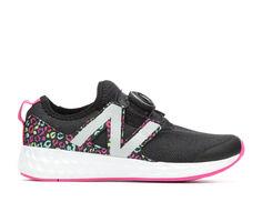 Girls' New Balance Little Kid PKNSPLV Slip-On Sneakers