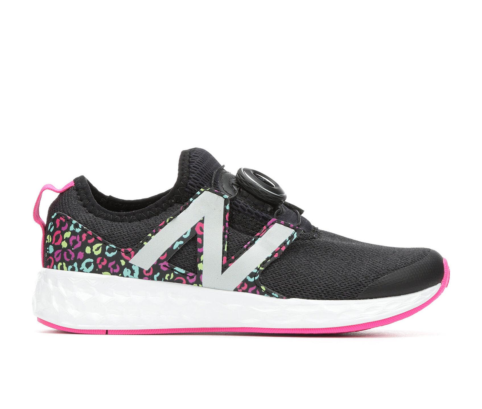 544abfb487 Girls' New Balance Little Kid PKNSPLV Slip-On Sneakers