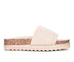 Women's Dirty Laundry Diamonds Flatform Sandals
