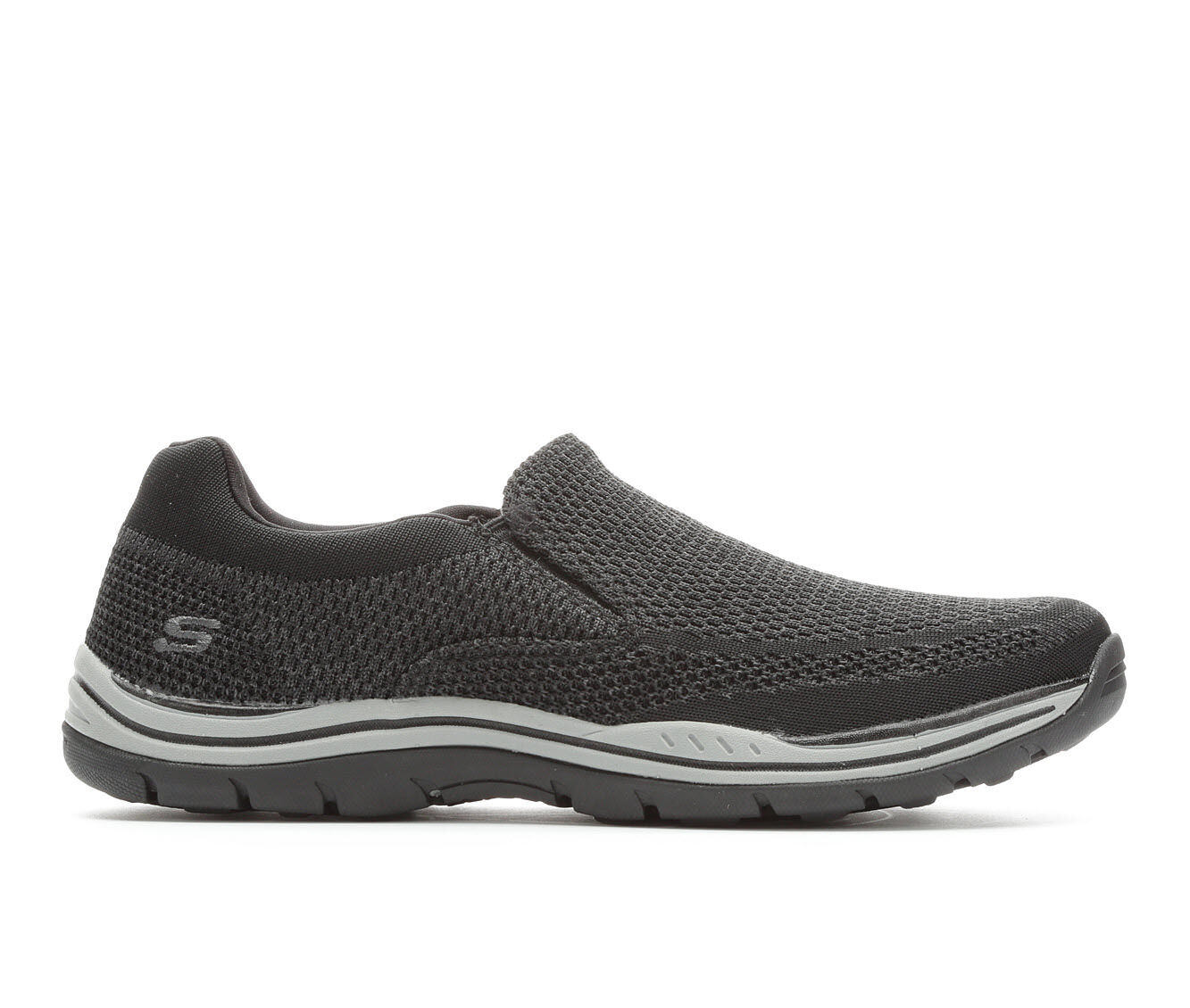 Men's Skechers Gomel 65086 Casual Shoes Black