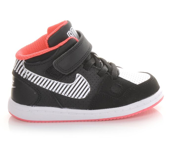 Girls' Nike Infant Son of Force Mid Girls Athletic Shoes
